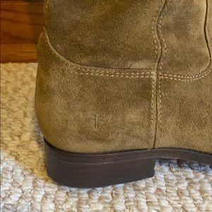 Frye Shoes - Melissa button Frye